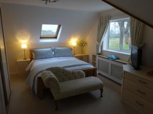 Hunters Croft Bedroom