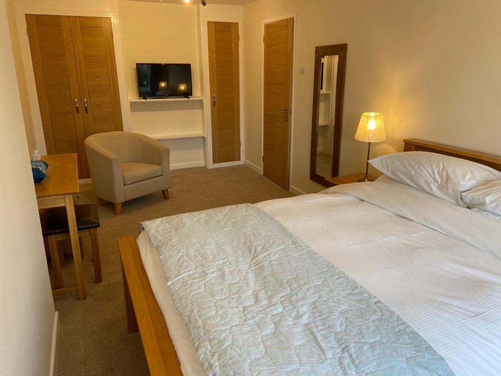 kingston cottage bedroom