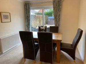 kingston cottage dining room