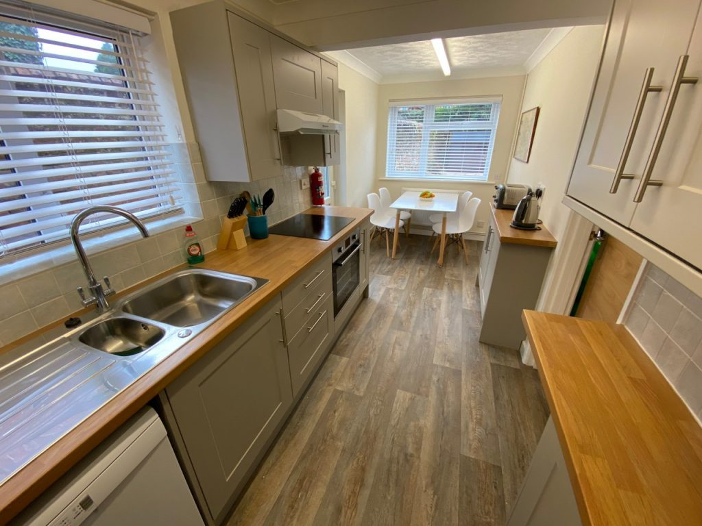kingston cottage kitchen
