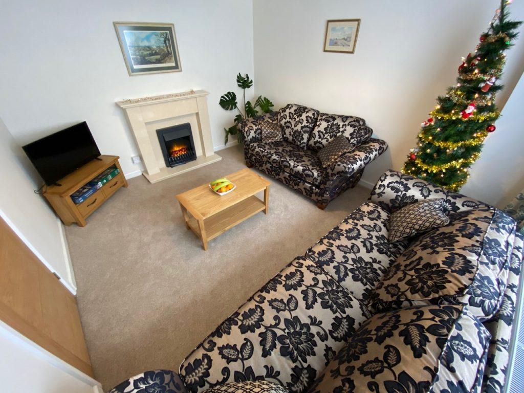 kingston cottage lounge